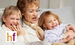Dejar a los hijos al cuidado de los abuelos