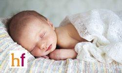 Horas de sueño infantil