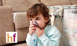 Asma infantil, causas y síntomas