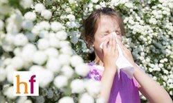 La contaminación empeora la alergia