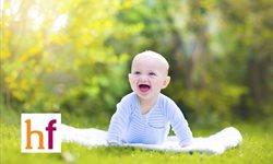 Cómo proteger del sol a los niños menores de 3 años