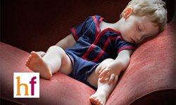 Los beneficios de la siesta en los niños