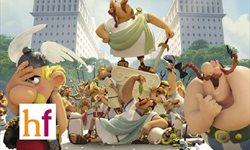 """Cine para niños: """"Asterix: La residencia de los dioses"""""""