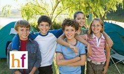 Campamentos de verano: beneficios para los niños