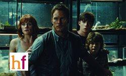 "Cine para jóvenes: ""Jurassic World"""