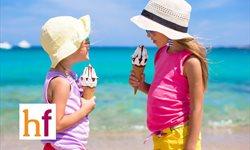 Cómo organizar el verano de los niños