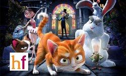 """Cine para niños: """"La casa mágica"""""""