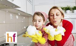 Cómo educar niños colaboradores y serviciales