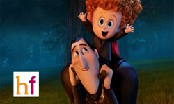 """Cine para niños: """"Hotel Transilvania 2"""""""