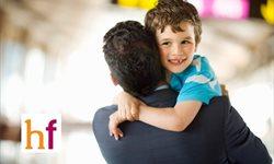 El padre en la educación de los hijos