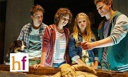 Cine para niños: 'Los cinco y el secreto de la pirámide'