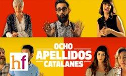 Cine para jóvenes: 'Ocho apellidos catalanes'