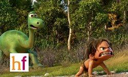 Cine para niños: 'El viaje de Arlo'