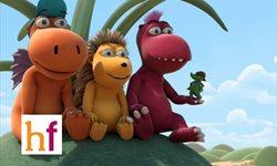 Cine para niños: 'Coco, el pequeño dragón'