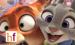 Cine para niños: 'Zootrópolis'