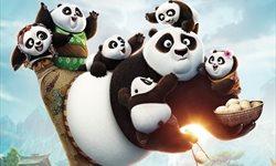 Cine para niños: 'Kung Fu Panda 3'