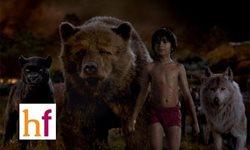 Cine para niños: 'El libro de la selva'