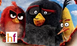 Cine para niños: 'Angry Birds, la película'