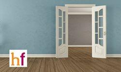 Consejos para limpiar puertas