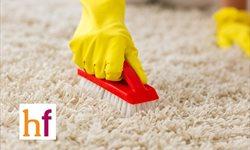Limpieza de tejidos en primavera: ideas para limpiar alfombras, sofás y cojines