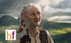 Cine para niños: 'Mi amigo el gigante'