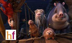 Cine para niños: 'Robinson. Una aventura tropical'