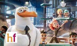 Cine para niños: 'Cigüeñas'