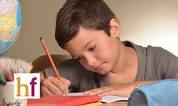 Cómo inculcar el hábito de estudio desde pequeños