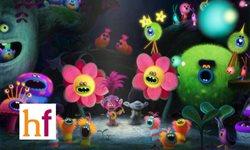 Cine para niños: 'Trolls'