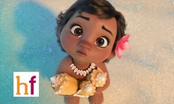 Cine para niños: 'Vaiana'