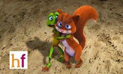 Cine para niños: 'Ribbit'