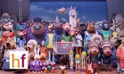 Cine para niños: '¡Canta!'