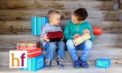 Trucos para combatir los caprichos en los niños