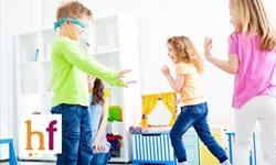 Juegos contra el miedo de los niños