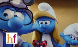 Cine para niños: 'Los pitufos. La aldea escondida'