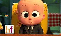 Cine para niños: 'Bebé jefazo'