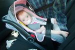 Cómo usar correctamente las sillas de seguridad infantil (THINKSTOCK)