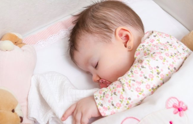 Foto: Sueño del bebé de 0 a 6 meses (THINKSTOCK)