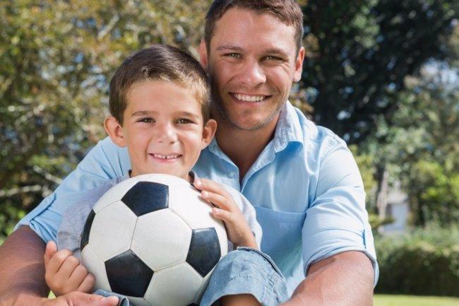 Foto: 5 consejos para una influencia positiva en los hijos (THINKSTOCK)