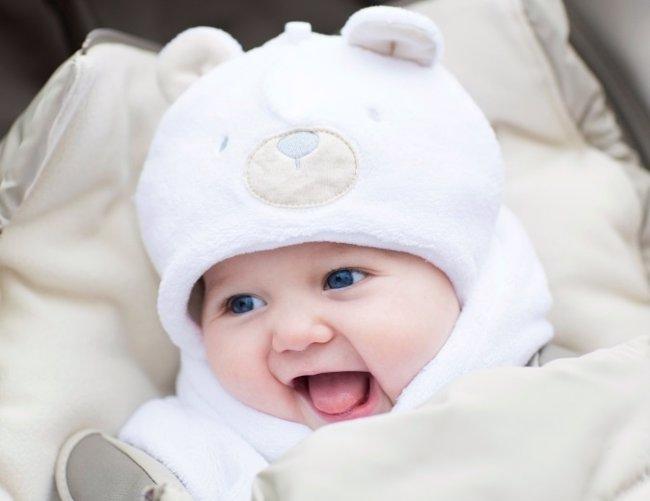 Foto: Cómo abrigar al bebé en invierno (THINKSTOCK)