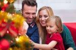 Tiempo y cariño, lo mejor de la Navidad para los niños (THINKSTOCK)