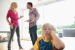 Las discusiones entre padres afectan al cerebro de los niños (THINKSTOCK)