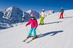 Esquí para niños: aprender a esquiar desde pequeños (THINKSTOCK)
