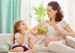 La nutrición materna en el embarazo (THINKSTOCK)