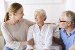 El 42,3% de los mayores prefiere vivir en su casa antes que con sus hijos (ISTOCK)